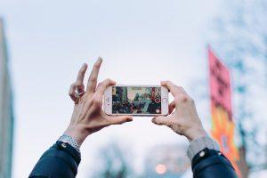 iphone camera hoz